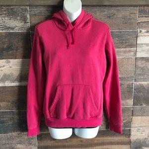 Pink Nike Hoodie Sweater